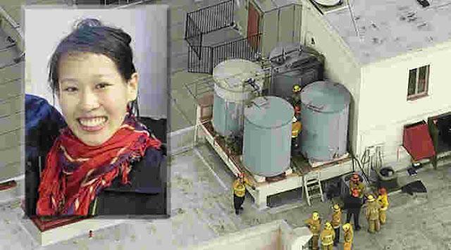 kasus penemuan mayat Elisa Lim dalam tangki air di sebuah hotel