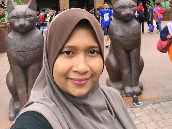 Bercuti di Lost World of Tambun Perak