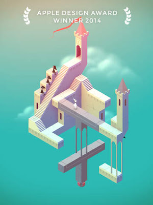 Monument%2BValley Surreal three-D Exploration Recreation 'Monument Valley' Lately FREE On App Retailer iOS