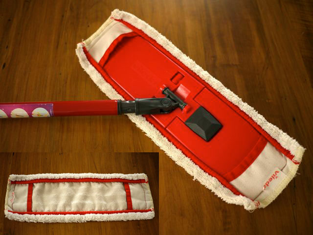Michele Made Me Series 9 Old Towel New Mop Pad
