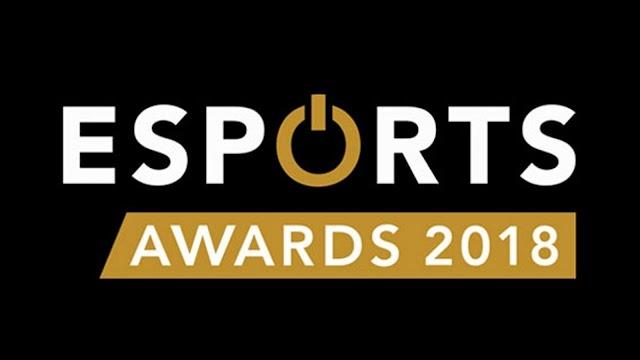 「Esports Awards 2018」にてs1mple、Niko、Astralisが受賞