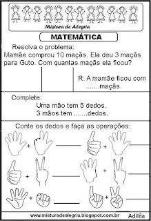 Matemática séries iniciais de alfabetização