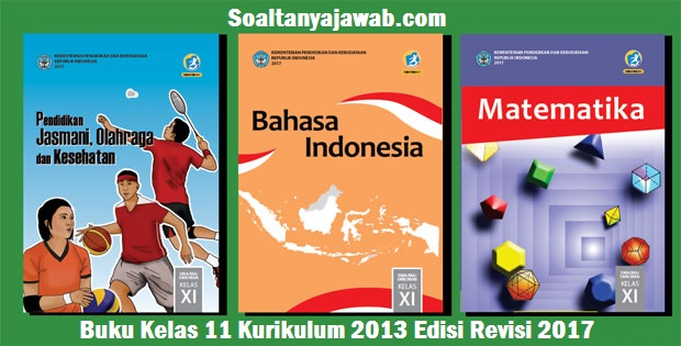 Buku Kelas 11 Kurikulum 2013 Edisi Revisi 2017