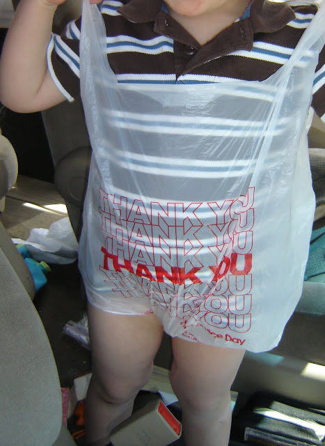 Tutorial: How to make children's clothes out of take-out ...