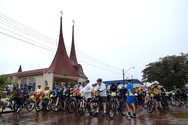 1º Circuito Vou de Bike - Etapa Roncador foi um grande sucesso