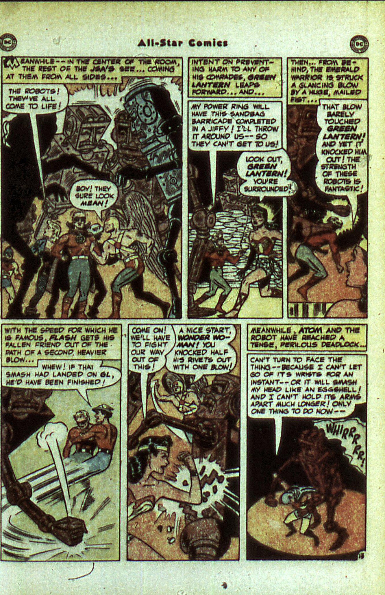 Read online All-Star Comics comic -  Issue #56 - 17