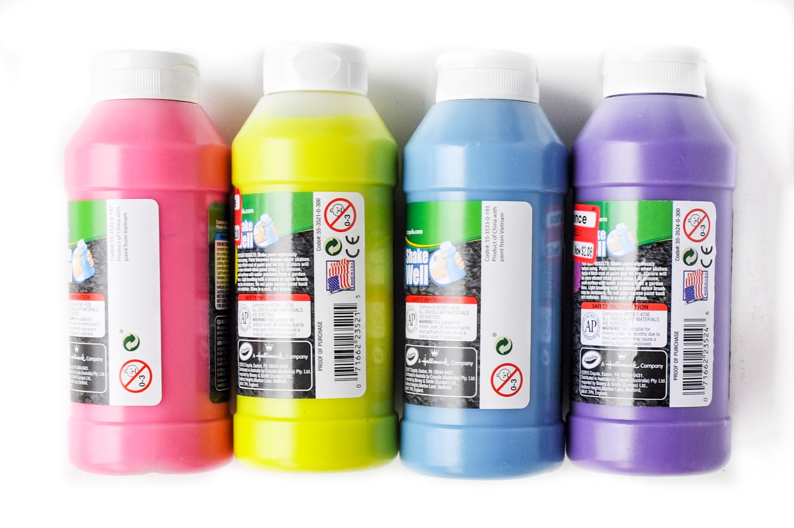 Crayola Side Walk Paint And Sidewalk Paint Sprayer Review
