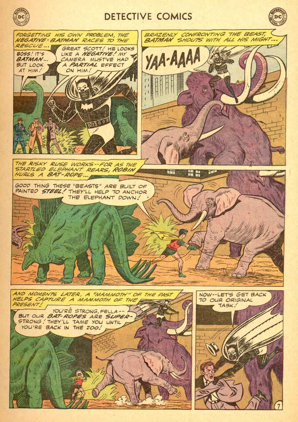 Detective Comics (1937) 284 Page 8