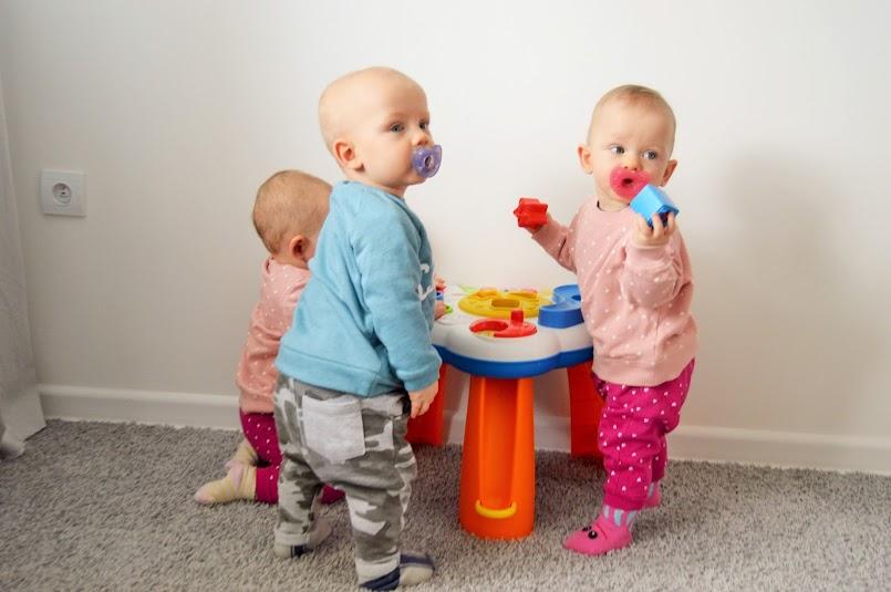 Zabawki które pomagają w rozwoju dziecka.