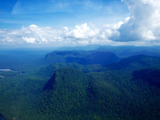 Kaieteur Falls Guyana worlds highest single drop waterfall