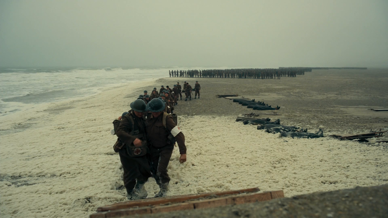 Dunkerque (2017) Full HD 1080p Latino - Ingles captura 1