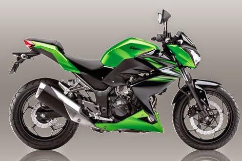 Spesifikasi dan Harga Kawasaki Ninja Z250