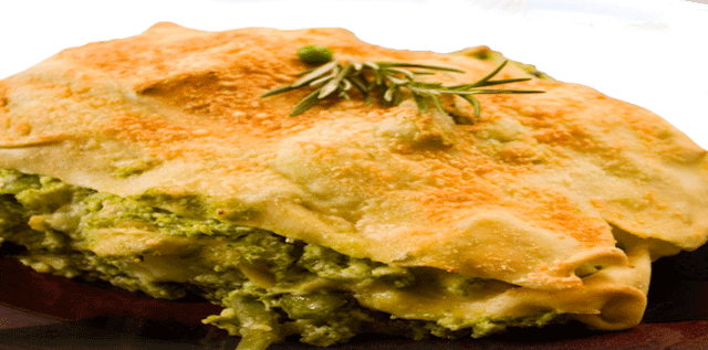 Receta de Lasaña de brócoli, una receta original   fácil de hacer  muy saludable, nutritivo y completo por todas las vitaminas que aporta esta verdura.