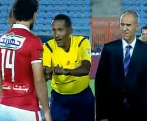 الأهلى والإفريقى التونسى 2-1 الكونفدرالية 2015