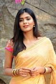 hebah patel cute half saree pics-thumbnail-20