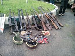 Nigerian Army parades 17 Suspected Cultists