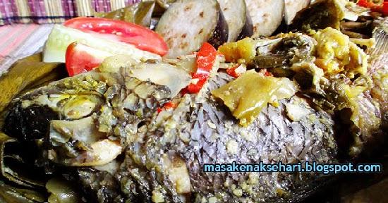 resep pepes ikan nila duri lunak khas sunda sederhana Resepi Goreng Pisang Terengganu Enak dan Mudah