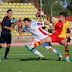 Fußball PMFL: Bombe von Najdenov