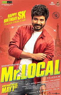 Mr.Local First Look Poster 1