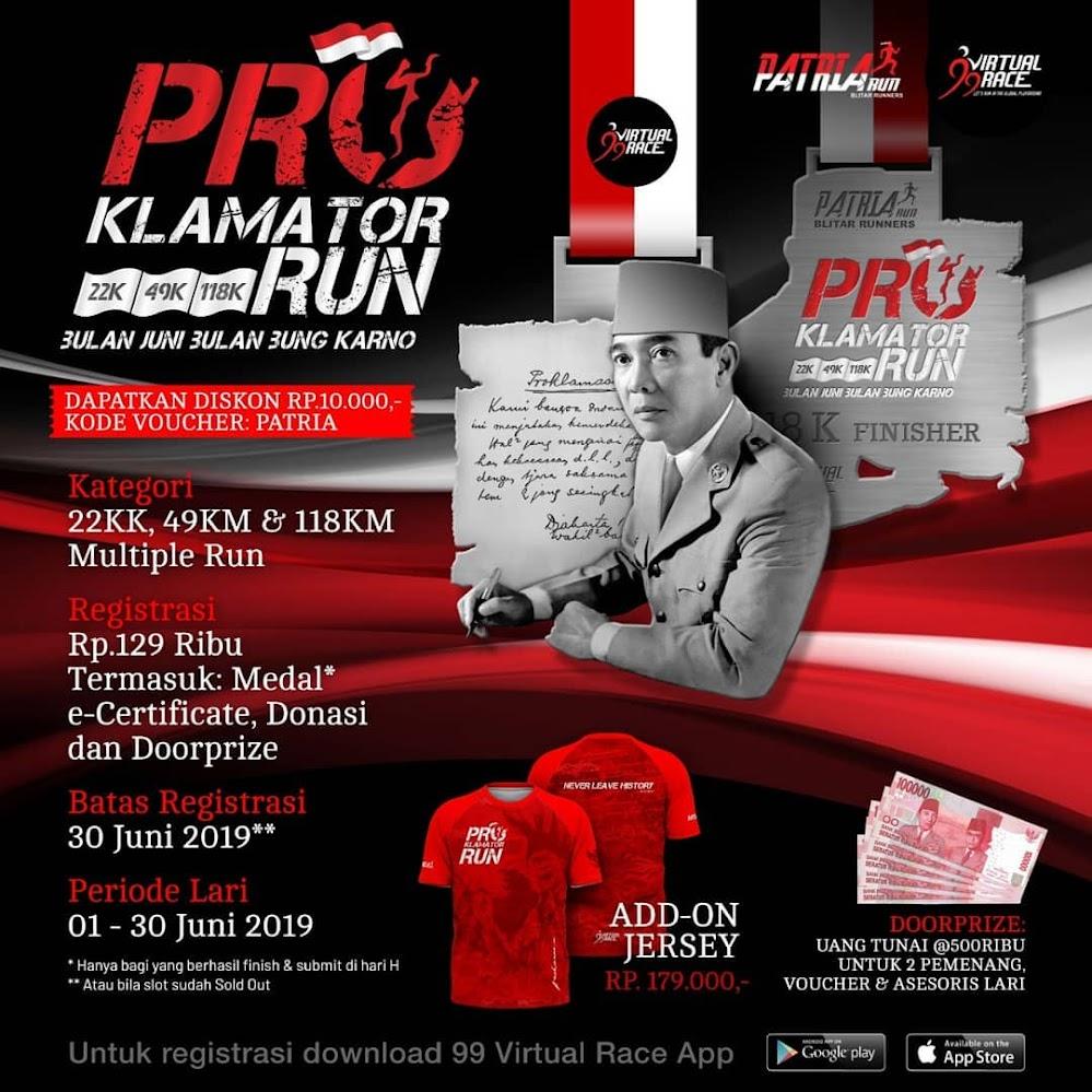 Proklamator Run • 2019