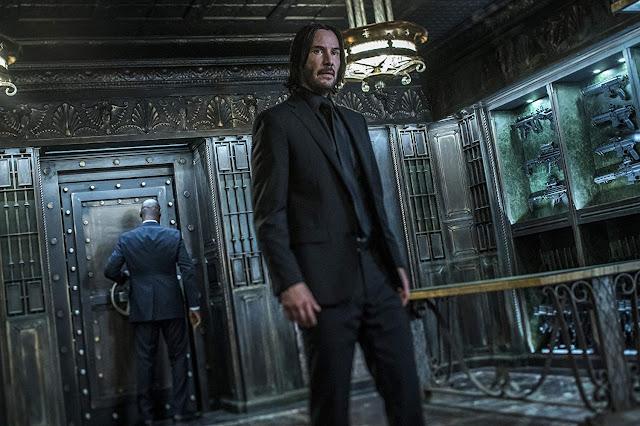 John Wick 3 | Novos vídeos mostram o treinamento tático de Keanu Reeves