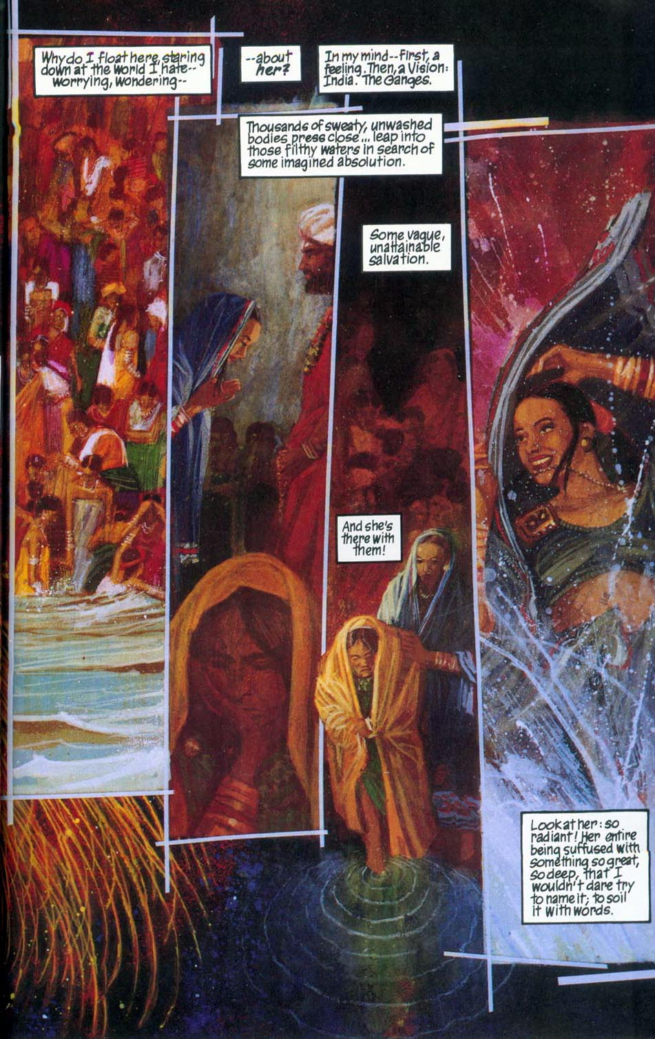 Read online Mercy comic -  Issue # Full - 9