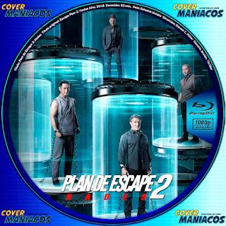 GALLETAPLAN DE ESCAPE 2: HADES - ESCAPE PLAN 2: HADES - 2018