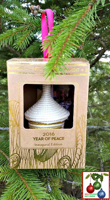 gifts that give back, holiday gift guide, ornaments, family traditions,
