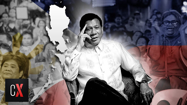 President Rodrigo Duterte and Power that God Allows