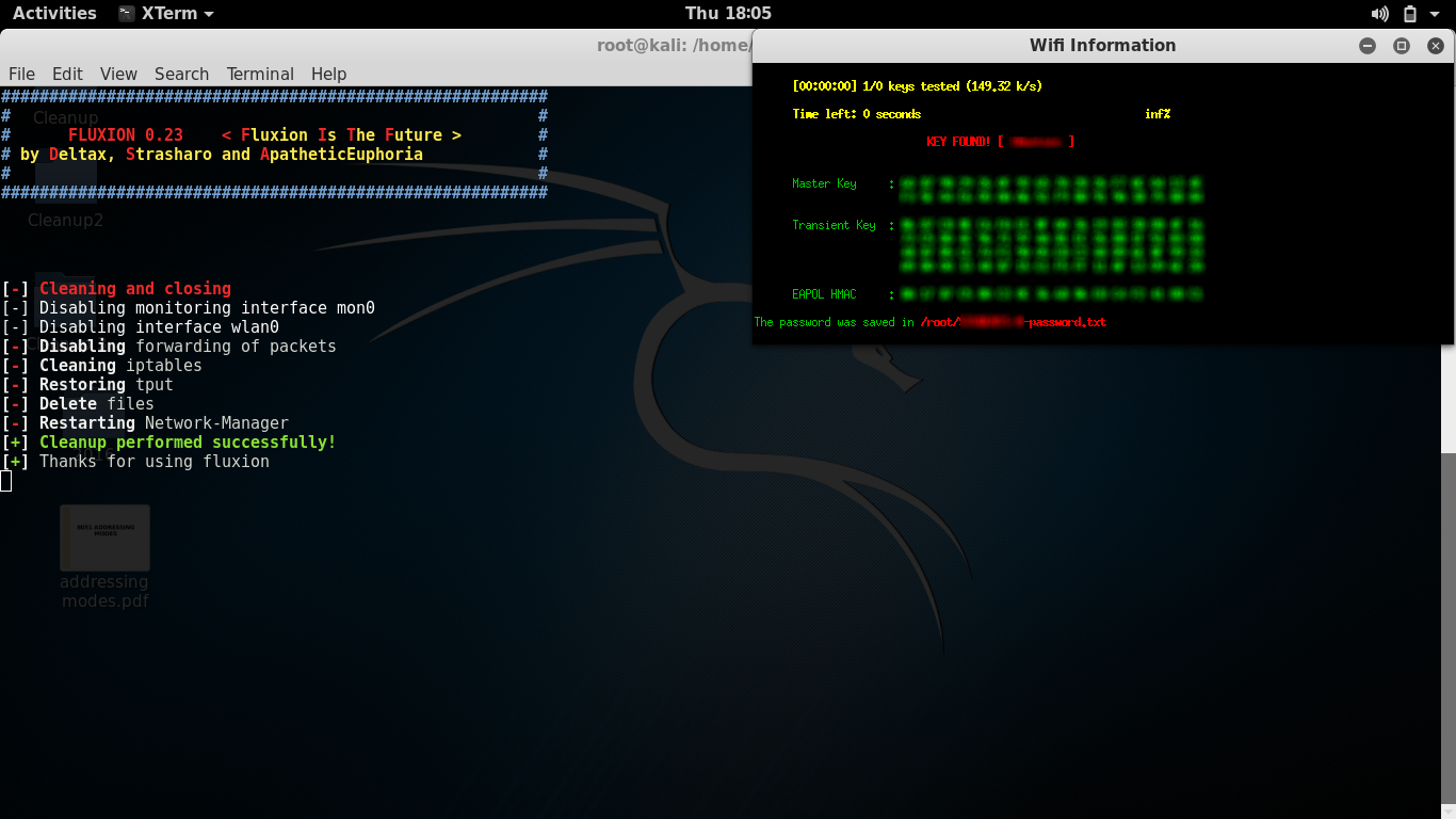 Fluxion - WPA/WPA2 Security Hacked Without Brute Force