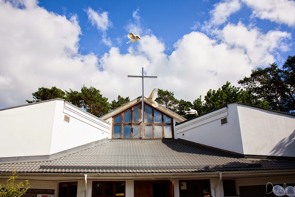 Berčiūnų bažnyčia. Krikštynos