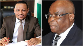 I Can't Appear Before You, You're  A Tainted Arbiter - Onnoghen To CCT Chairman