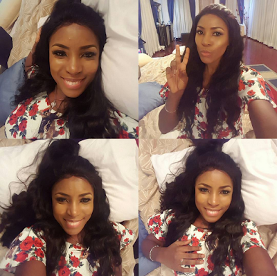 See The New Look Of Popular Blogger Linda Ikeji