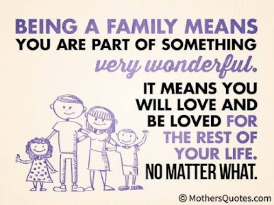 Good Inspiring Quotes about Family Love | Diary Love Quotes