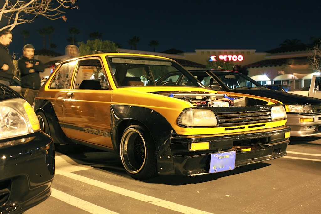 japanese nostalgic car meet in los angeles