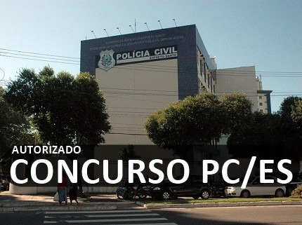 Governador do ES autoriza concurso para delegado da PC-ES