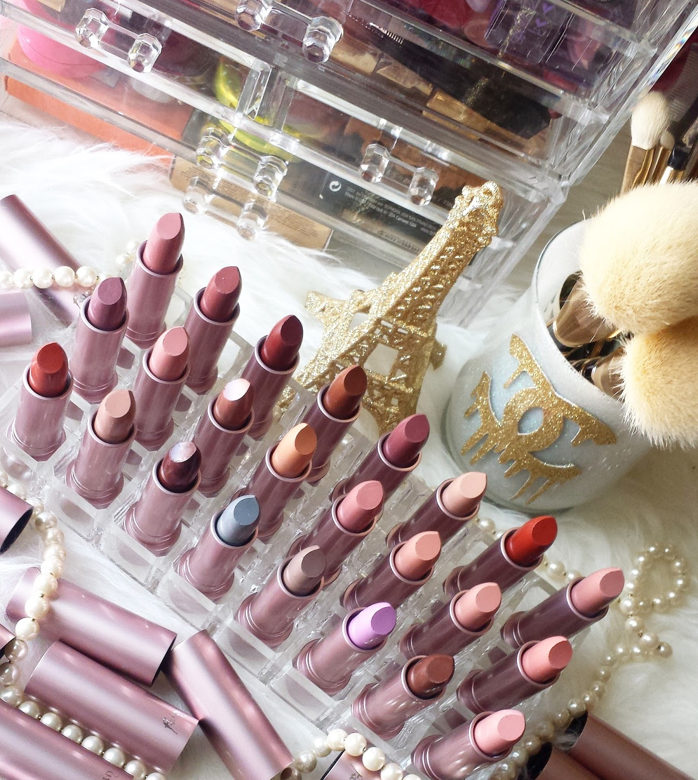 Fairy Girl Lipsticks ~ My Collection Swatches and Review