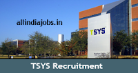 TSYS Recruitment