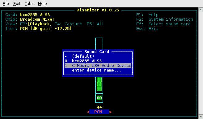 A Slice of Raspberry Pi: Adding an Audio Input Device