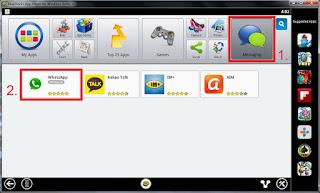Cómo instalar app de Android en Windows y Mac entre otras Whatsapp 0