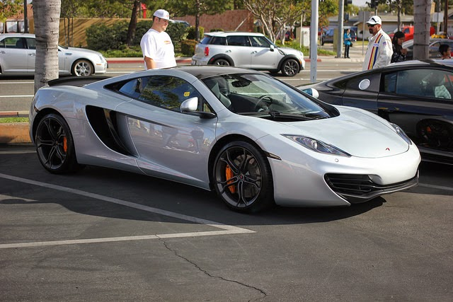 Thon gọn, lịch lãm là những gì chiếc Lamborghini này mang đến sự kiện