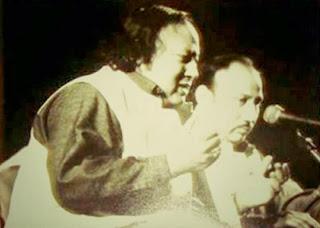 Dil Marjany nu ki hoya sajna by Nusrat Fateh Ali Khan