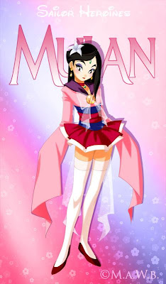 Sailor Mulan