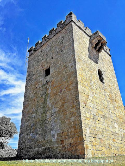 Torre Norte Castelo de Pinhel