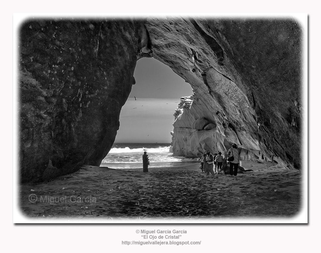 Playa de Las Capullanas - Perú