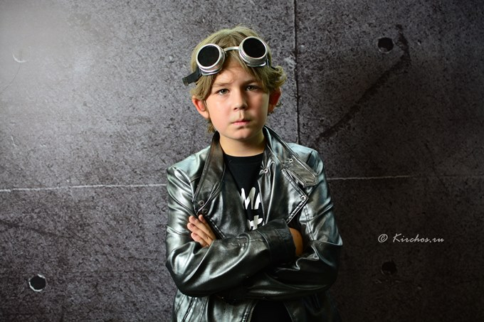 ComicConRussia 2016: детский косплей