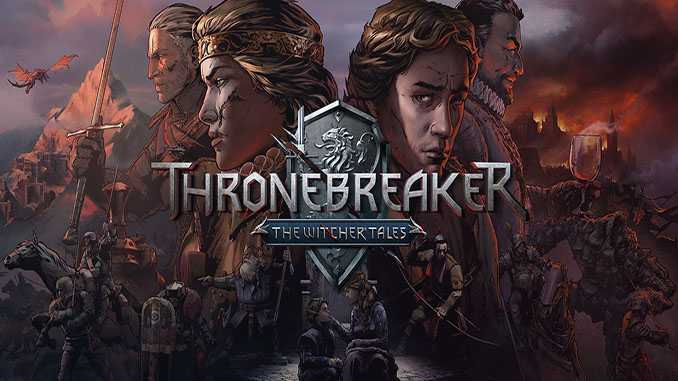 Thronebreaker: The Witcher Tales PC Game Download