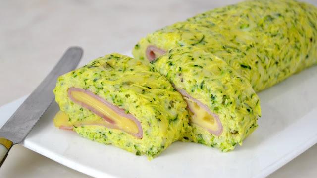 Tarta de calabaza con salsa de caramelo salado