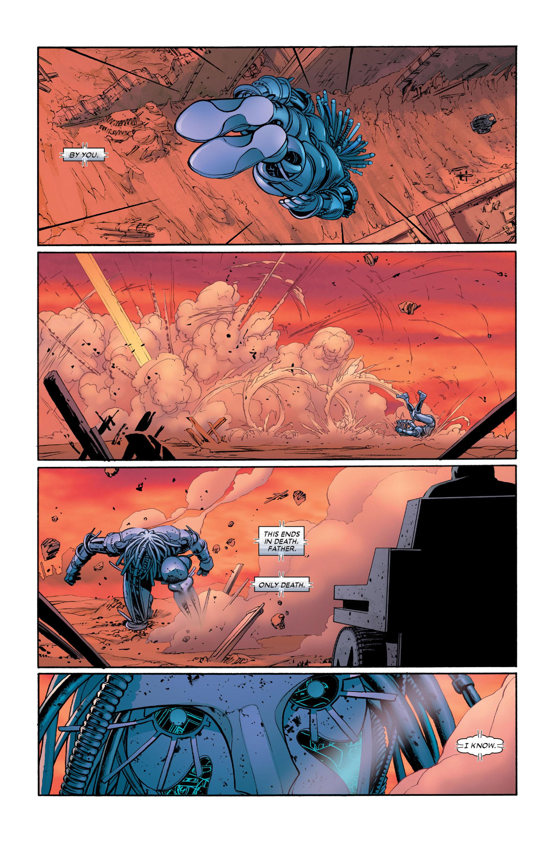 Read online Astonishing X-Men (2004) comic -  Issue #11 - 4