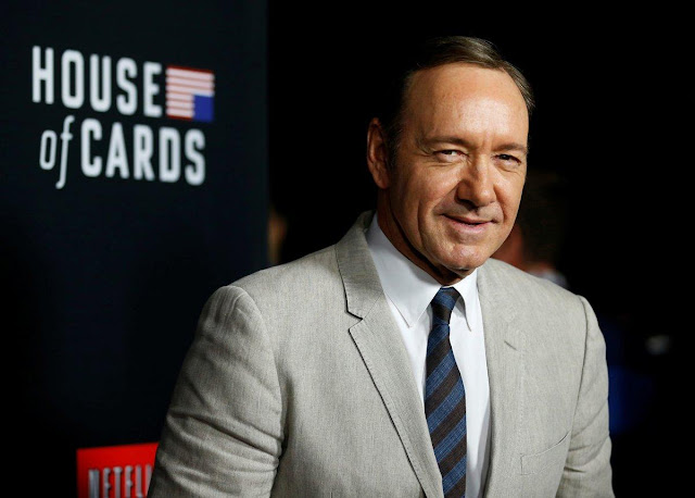 8 'House of Cards' employees accuse Kevin Spacey of sexual assault